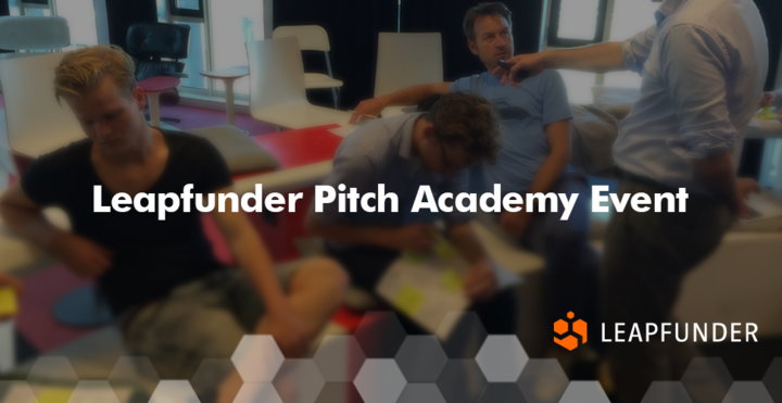 Leapfunder Pitch Academy Event