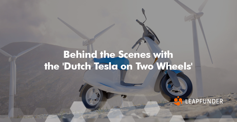 Behind the Scenes with the 'Dutch Tesla on Two Wheels'