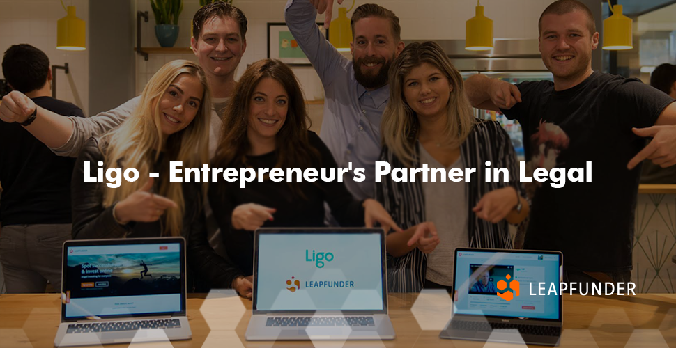 Ligo - Entrepreneur's Partner in Legal
