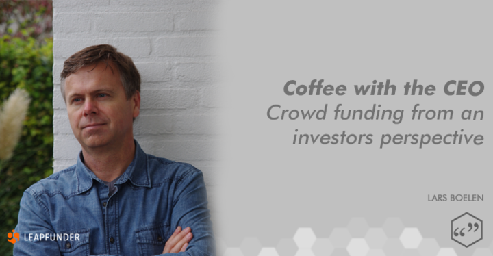 Coffee with the CEO: Crowdfunding from an investor's perspective