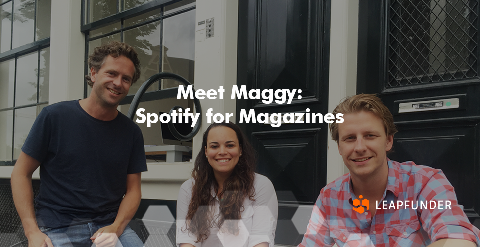 Meet Maggy - Spotify for Magazines