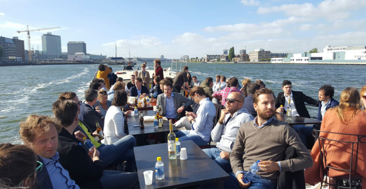 Investors and Startups Take Over Amsterdam