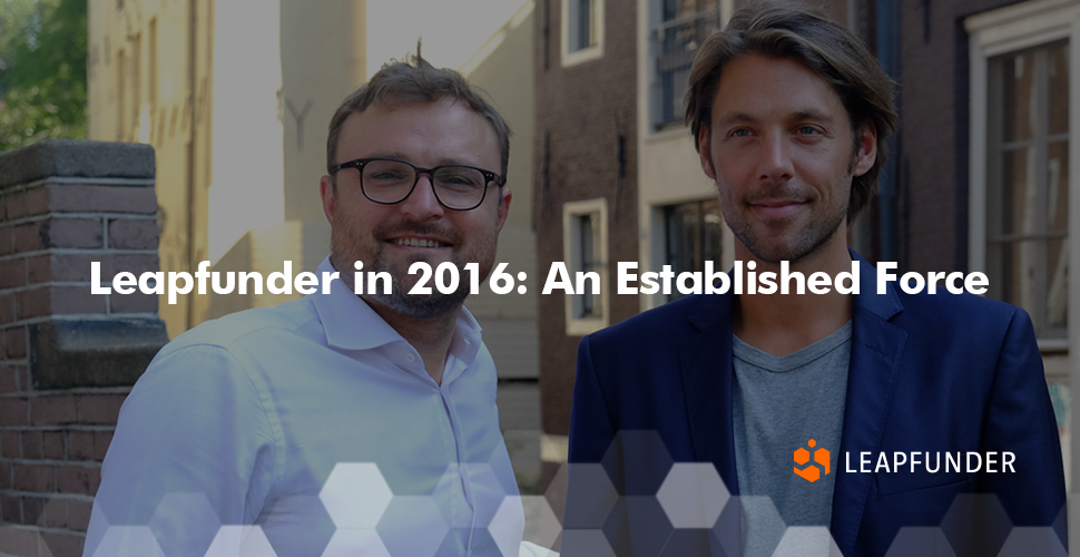 Leapfunder in 2016 - An Established Force