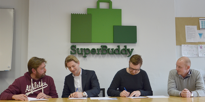 VC Matches SuperBuddy's Leapfunder Investment Campaign