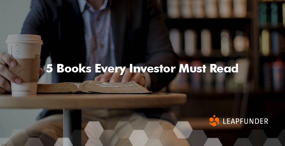 5 Books Every Investor Must Read