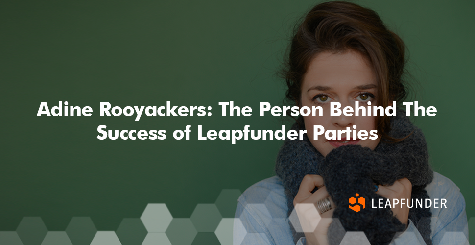Adine Rooyackers: The Person Behind The Success of Leapfunder Parties
