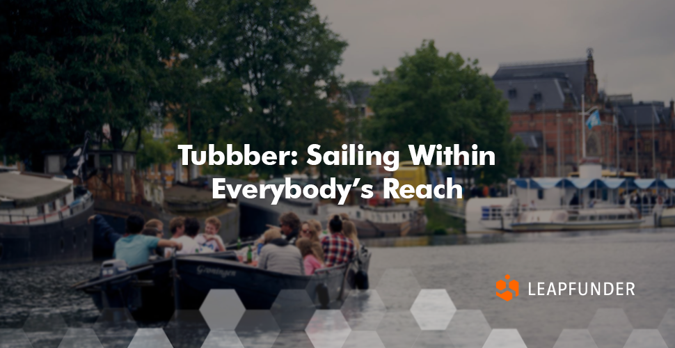 Tubbber Sailing Within Everybody's Reach