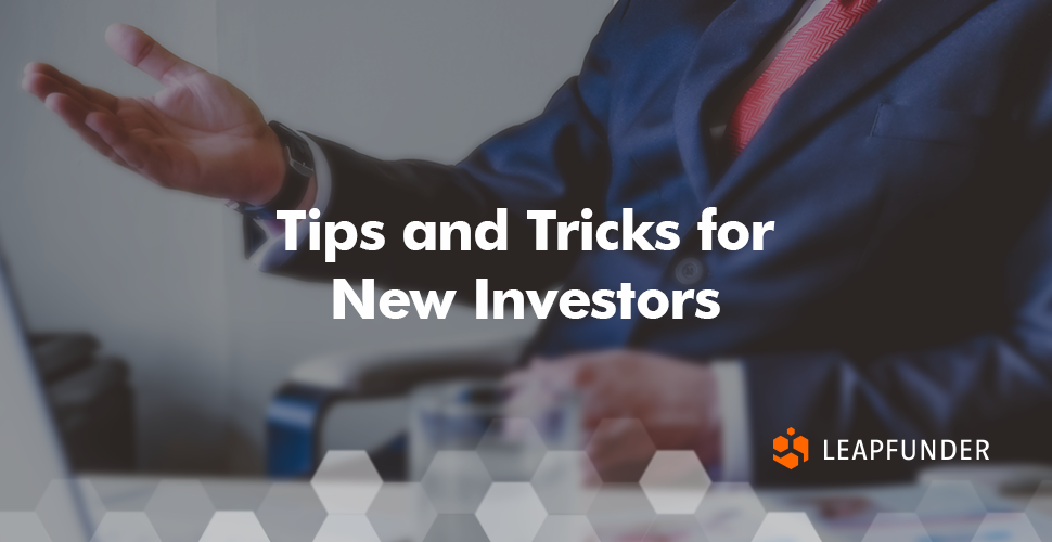 Tips and Tricks for New Investors