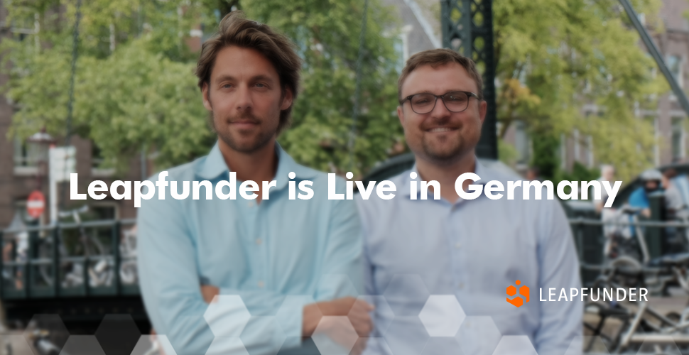 Leapfunder is Live in Germany
