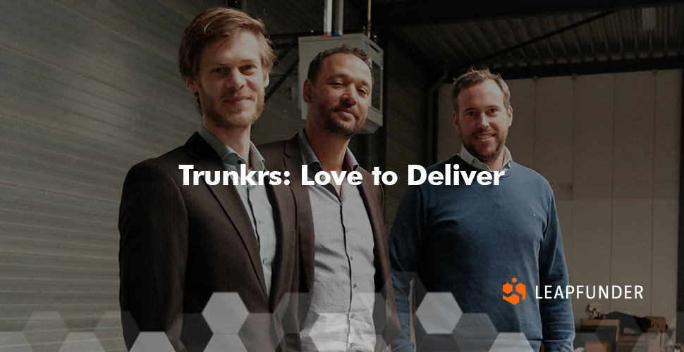 Trunkrs: Love to Deliver