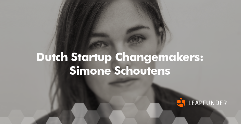 Dutch Startup Changemakers Simone Schoutens