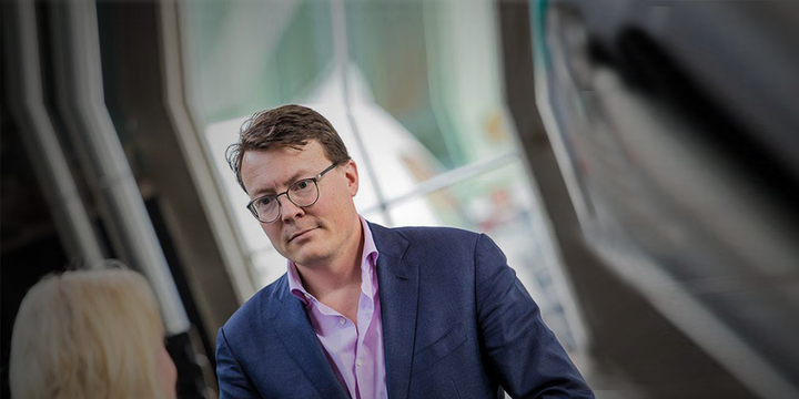 Dutch Startup Changemakers: Constantijn Van Oranje