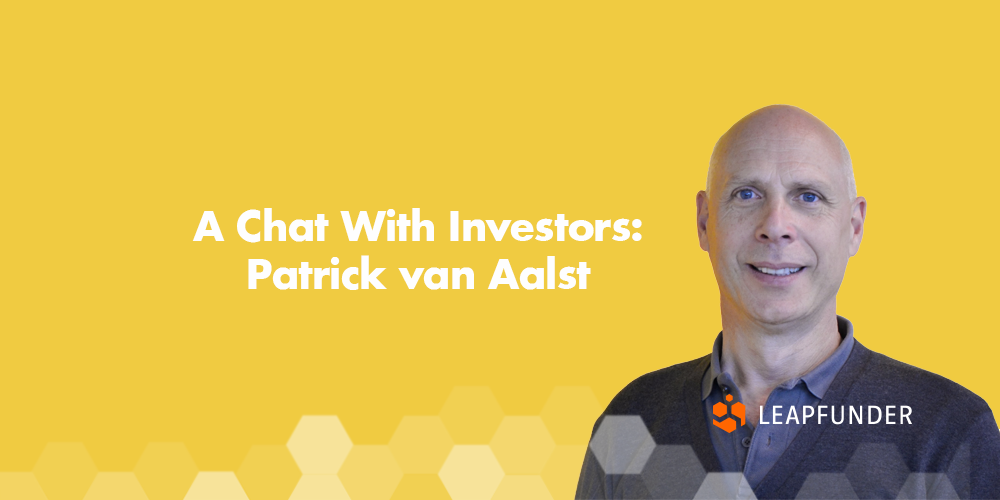A Chat With Investors: Patrick van Aalst