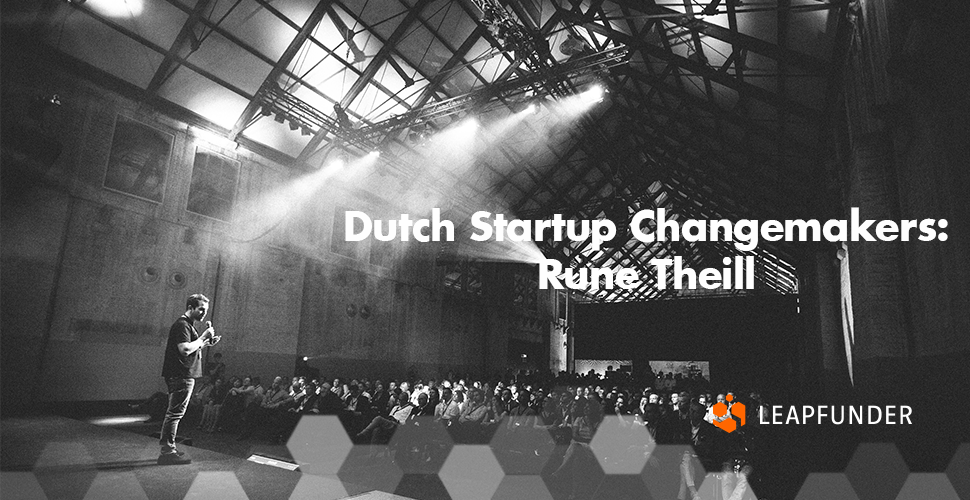 Dutch Startup Changemakers Rune Theill