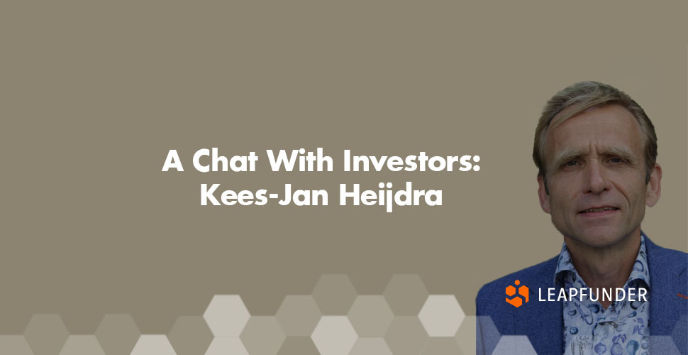 A Chat With Investors Kees-Jan Heijdra