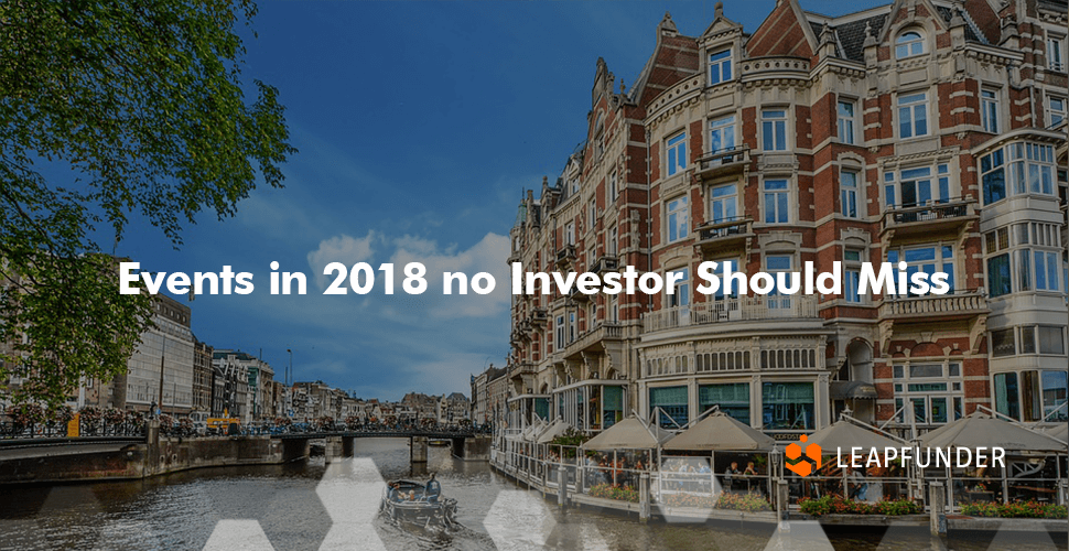 Events in 2018 no Investor Should Miss