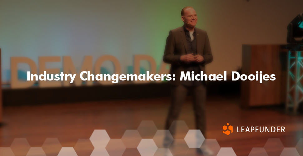 Industry Changemakers: Michael Dooijes