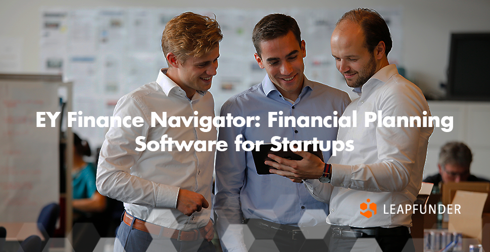 EY Finance Navigator Financial Planning Software for Startups