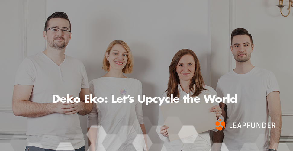 Deko Eko: Let's Upcycle the World