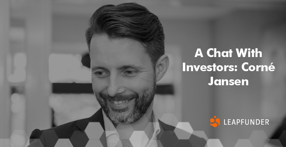 A Chat With Investors Corne Jansen