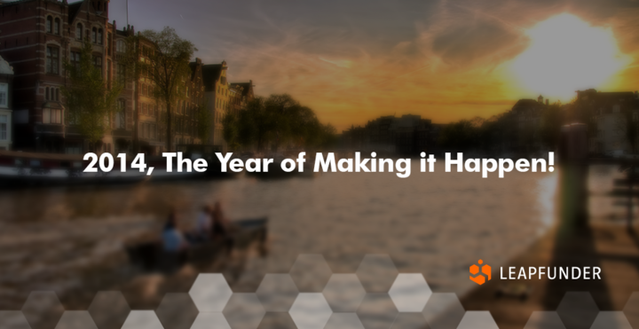 2014, The Year of Making it Happen!