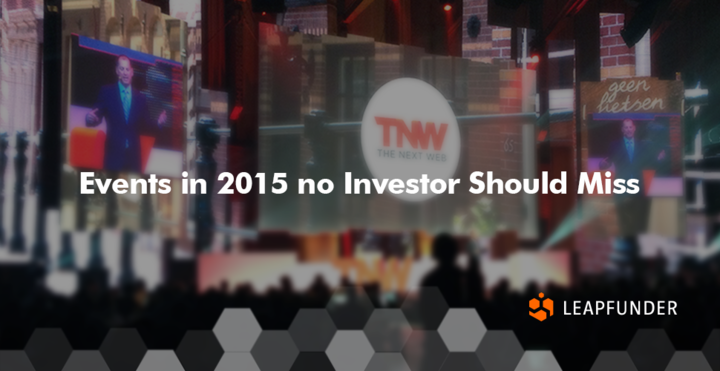 Events in 2015 no Investor Should Miss