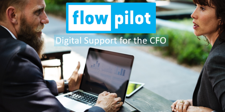 flowpilot: The Easiest Way For Businesses to Forecast Their Cash Flow