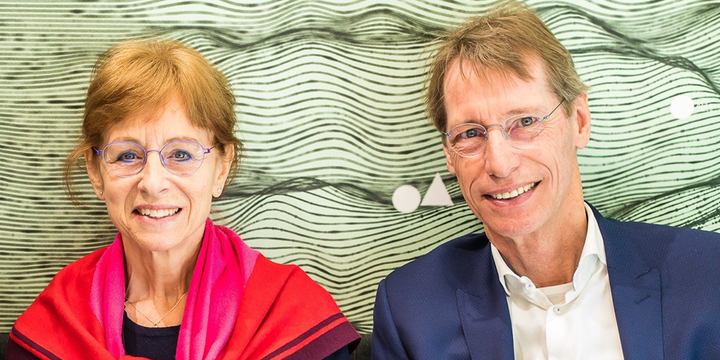 Dutch Startup Changemakers: Dieuwke Hoogland & Duke Urbanik