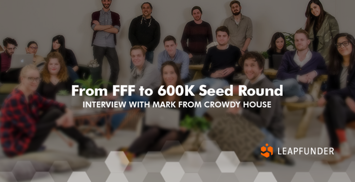 From FFF to 600K Seed Round – Interview with CROWDY HOUSE