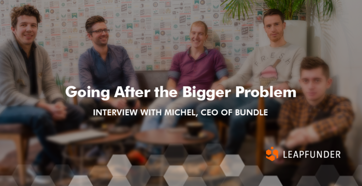 Going After the Bigger Problem – Interview with Bundle