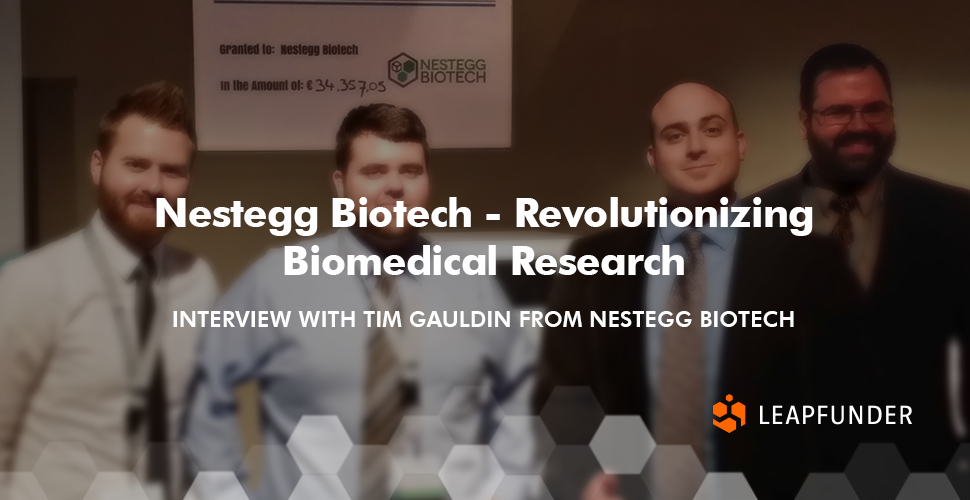 Nestegg Biotech - Revolutionizing Biomedical Research